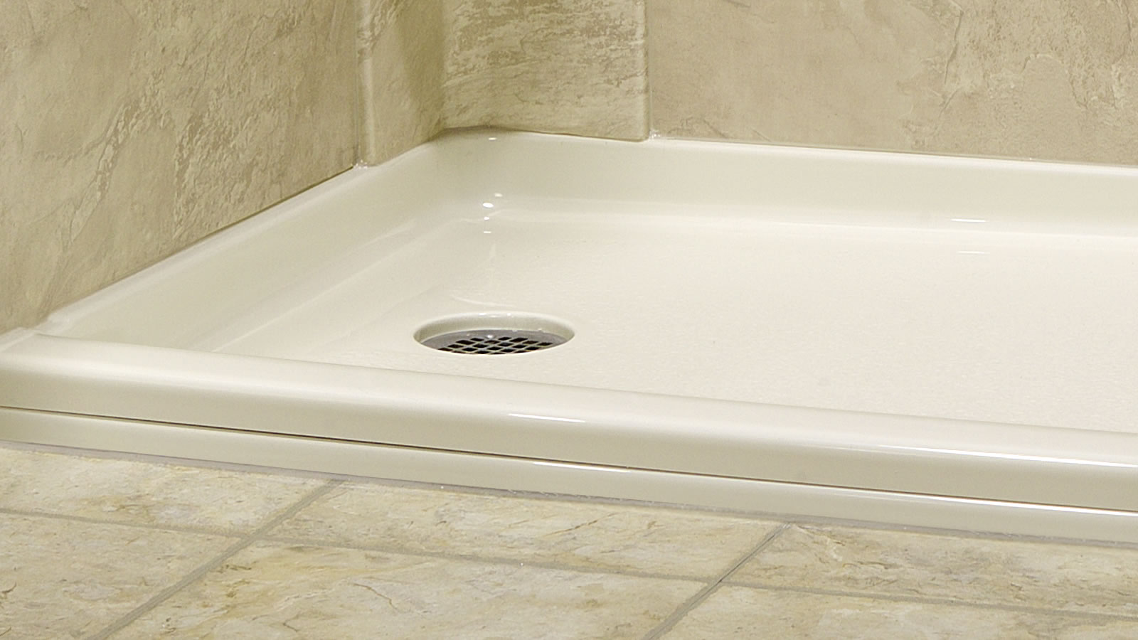 Barrier-Free Shower Bases Northern Virginiaa