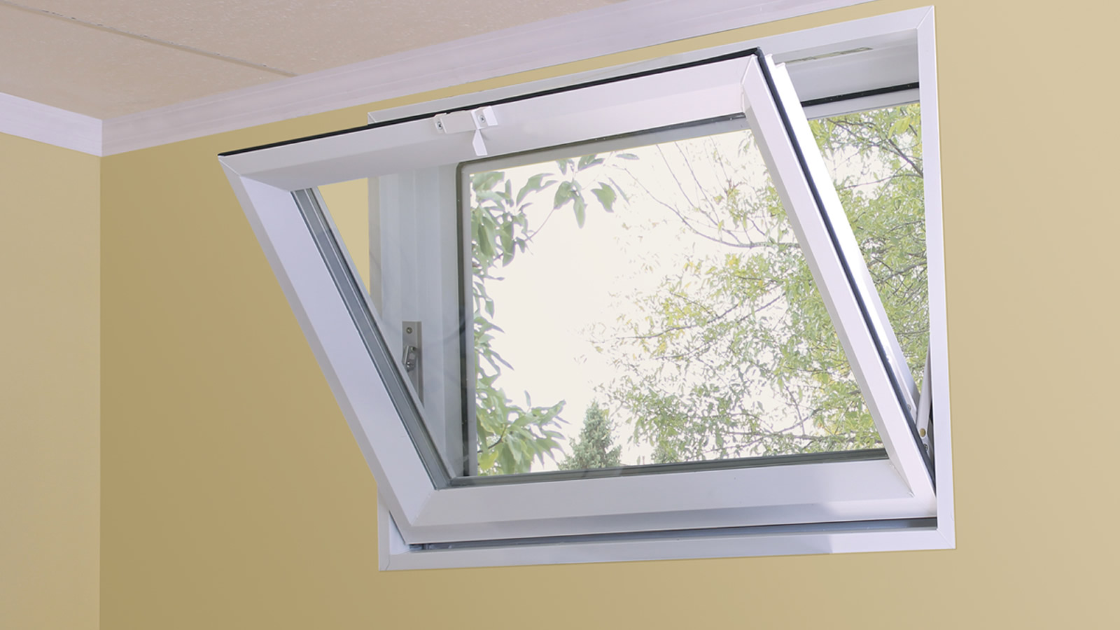 Basement windows waldorf replacement windows see thru for Basement windows