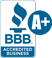 BBB Accredited - A+ Rated