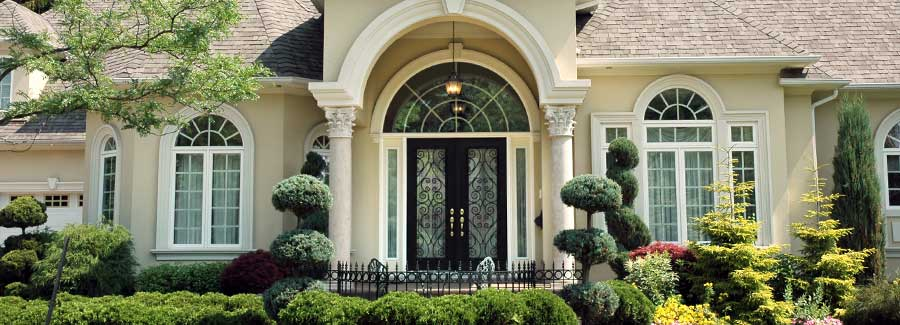 banner & Door Materials Waldorf | Entry Doors | See-Thru Windows u0026 Doors