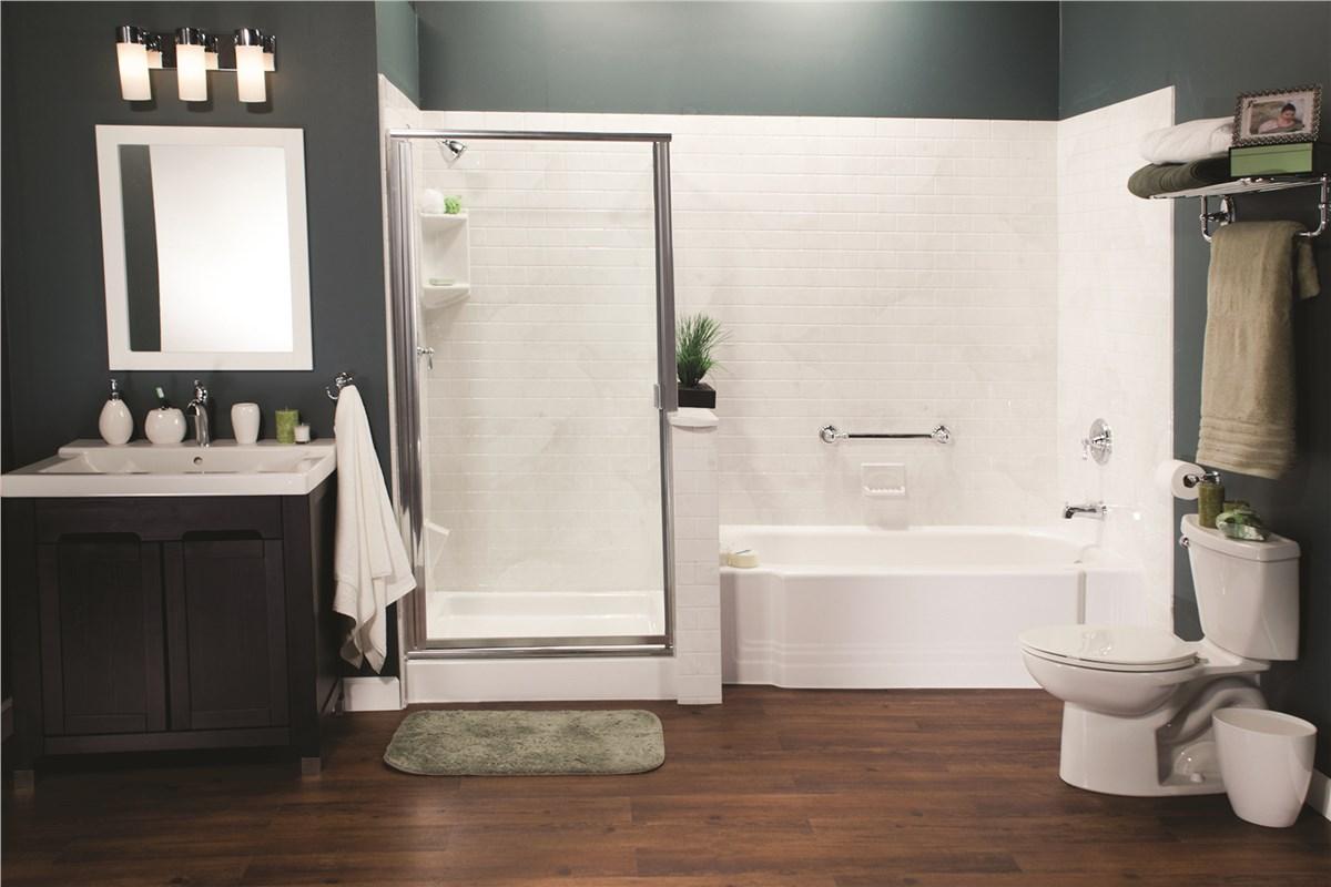Bathroom Remodel Rockville SeeThru Windows - Bathroom remodeling rockville