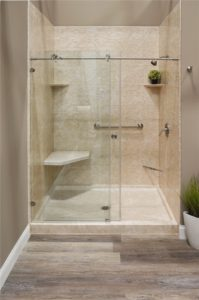 Walk In Shower Alexandria Va Bath Planet By See Thru