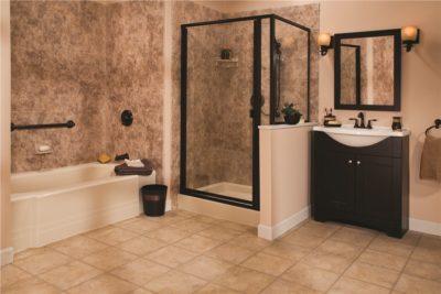 Shower Surrounds Springfield Va Bath Planet By See Thru